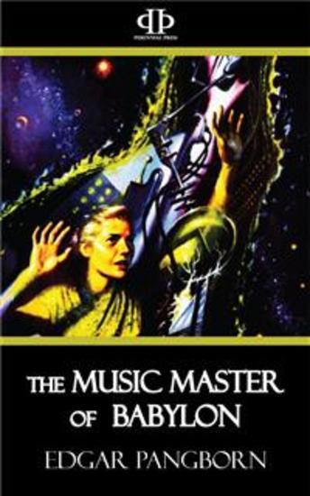 The Music Master of Babylon - cover