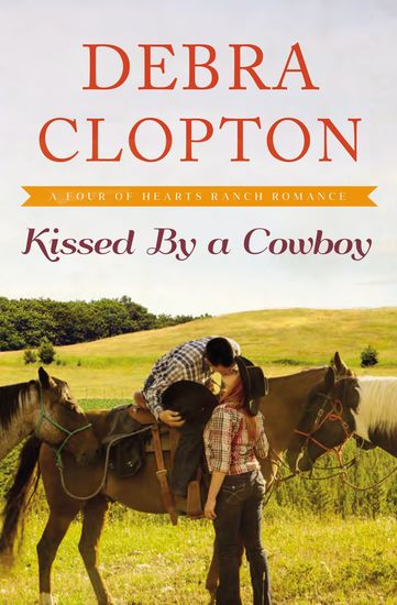 Kissed by a Cowboy - cover