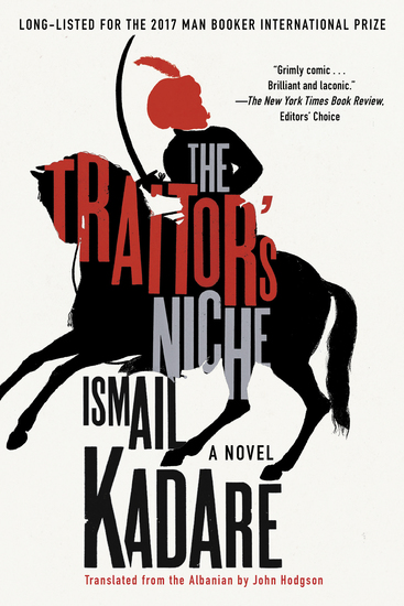 The Traitor's Niche - A Novel - cover