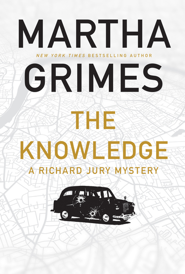 The Knowledge - A Richard Jury Mystery - cover