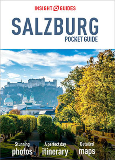 Insight Guides Pocket Salzburg (Travel Guide with Free eBook) - cover