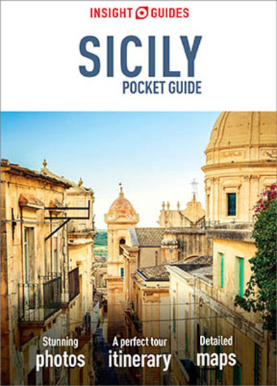 Insight Guides Pocket Sicily (Travel Guide eBook) - cover