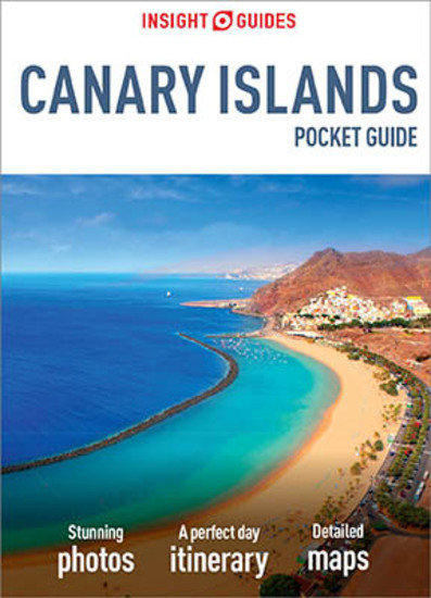 Insight Guides Pocket Canary Islands (Travel Guide eBook) - cover