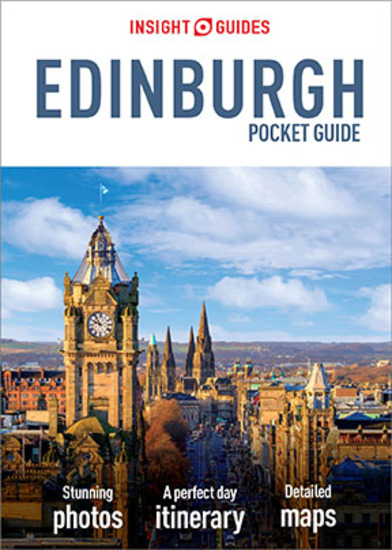 Insight Guides Pocket Edinburgh (Travel Guide eBook) - cover