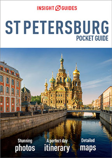 Insight Guides Pocket St Petersburg (Travel Guide eBook) - cover