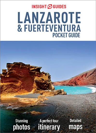 Insight Guides Pocket Lanzarote & Fuertaventura (Travel Guide eBook) - cover