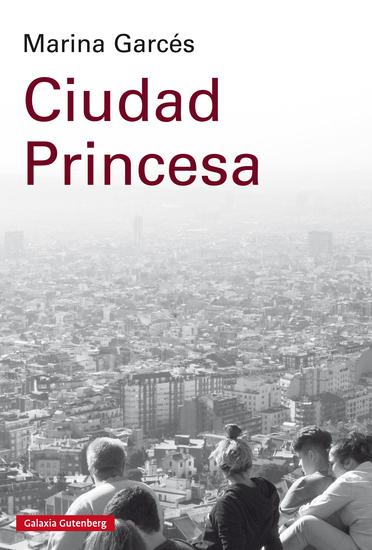 Ciudad Princesa - cover