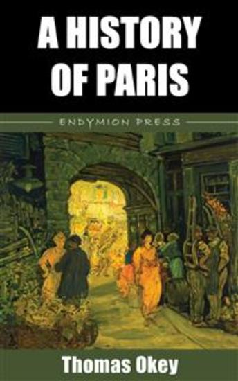 A History of Paris - cover