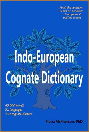 Indo-European Cognate Dictionary - cover