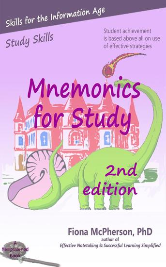 Mnemonics for Study (2nd ed) - Study Skills #2 - cover