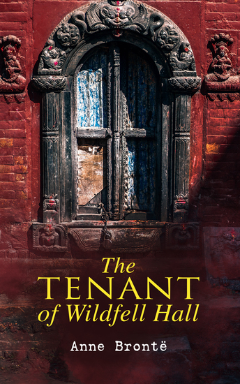 The Tenant of Wildfell Hall - Romance Novel - cover