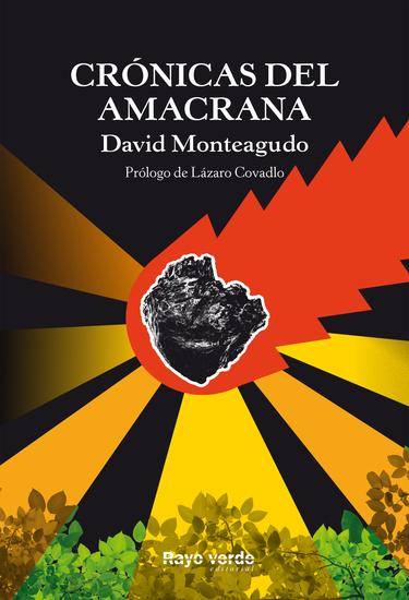 Crónicas del amacrana - cover