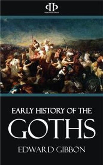 Early History of the Goths - cover