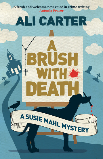 A Brush with Death - cover