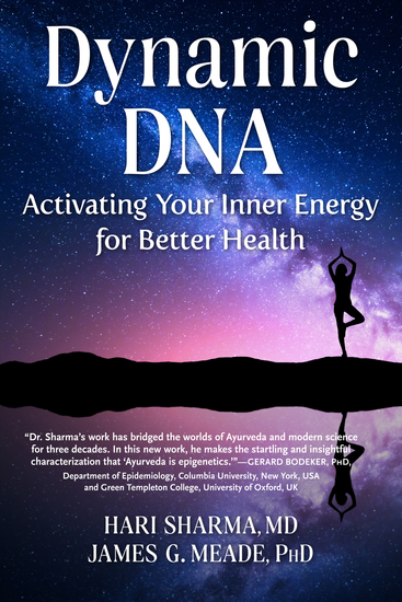 Dynamic DNA - Activating Your Inner Energy for Better Health - cover