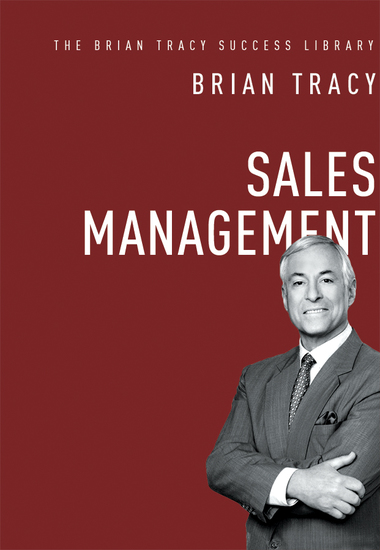 Sales Management (The Brian Tracy Success Library) - cover