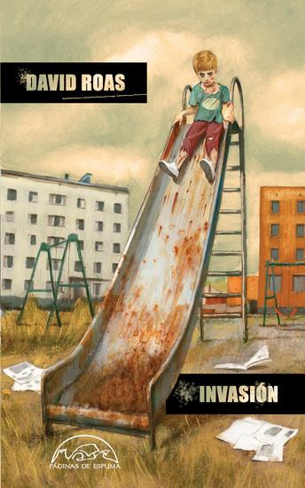 Invasión - cover