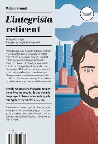 L'integrista reticent - cover