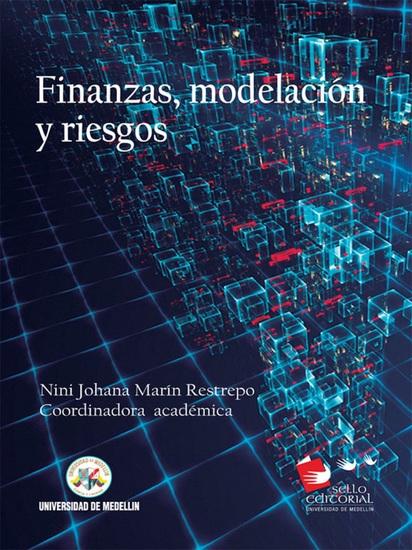 Finanzas modelación y riesgos - cover