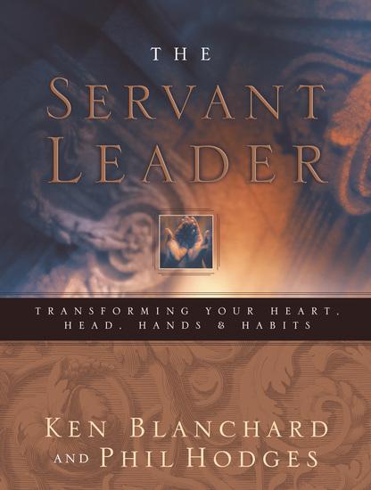 Servant Leader - cover