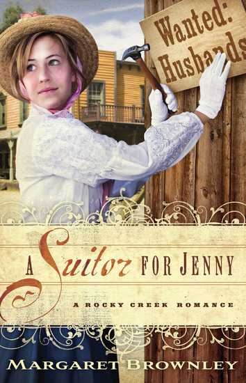 A Suitor for Jenny - cover
