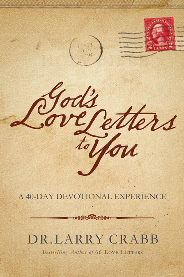 God's Love Letters to You - A 40-Day Devotional Experience - cover