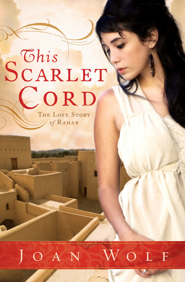 This Scarlet Cord - The Love Story of Rahab - cover