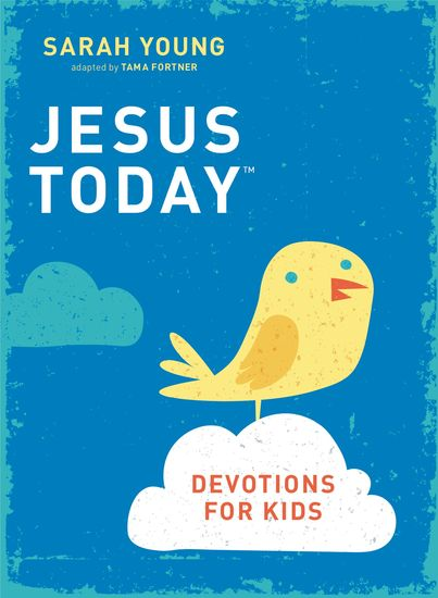 Jesus Today Devotions for Kids - cover