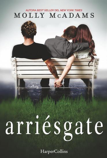 Arriésgate - cover
