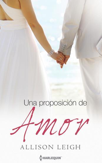Una proposición de amor - cover