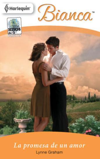 La promesa de un amor - Hijos de la pasión (3) - cover