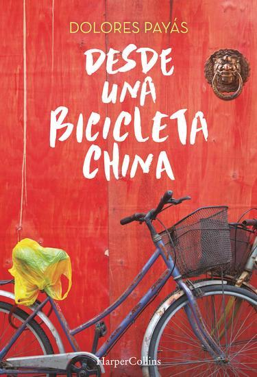 Desde una bicicleta china - cover