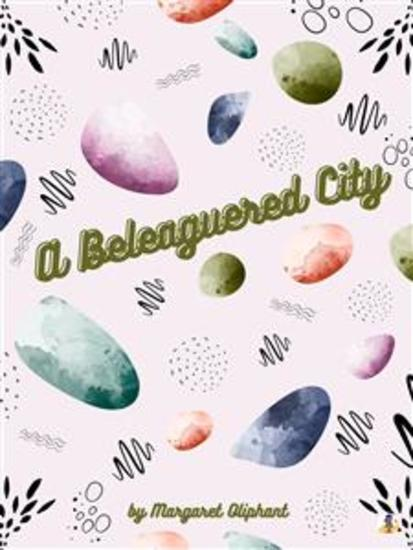 A Beleaguered City - cover