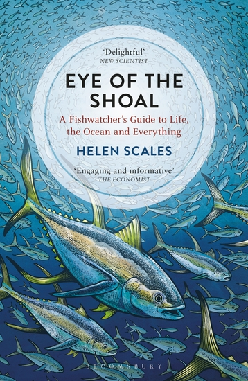 Eye of the Shoal - A Fishwatcher's Guide to Life the Ocean and Everything - cover
