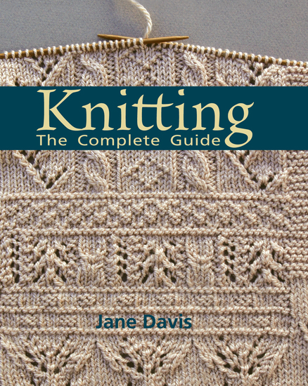 Knitting - The Complete Guide - cover