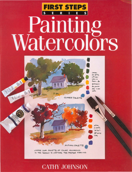 Painting Watercolors - cover