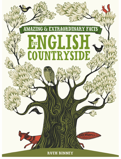 Amazing & Extraordinary Facts - English Countryside - cover
