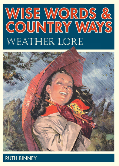 Wise Words and Country Ways Weather Lore - cover