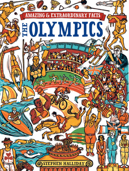 Amazing & Extraordinary Facts - The Olympics - cover