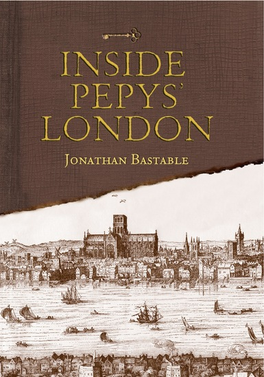 Inside Pepys' London - cover