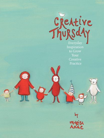Creative Thursday - Everyday inspiration to grow your creative practice - cover