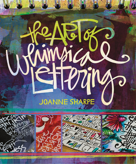 The Art of Whimsical Lettering - cover