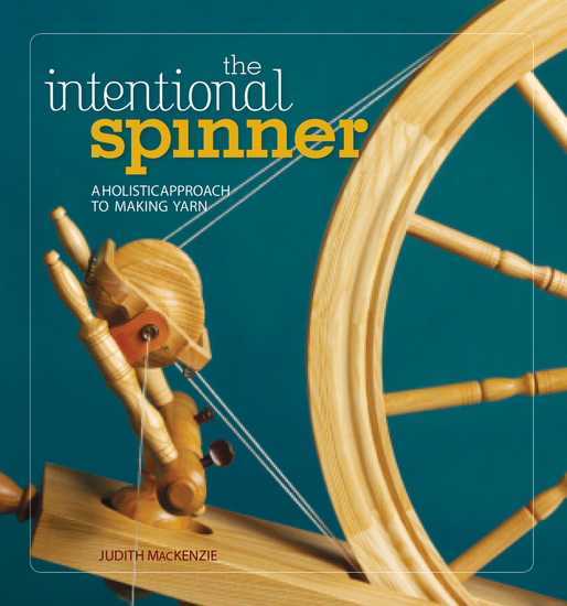 The Intentional Spinner - cover