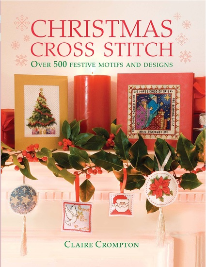 Christmas Cross Stitch - cover