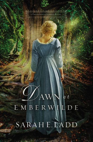 Dawn at Emberwilde - cover