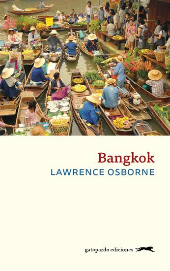 Bangkok - cover