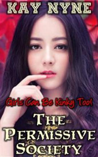 The Permissive Society - Girls Can Be Kinky Too! - cover