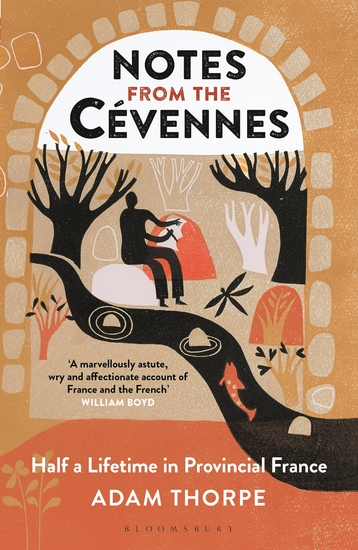 Notes from the Cévennes - Half a Lifetime in Provincial France - cover