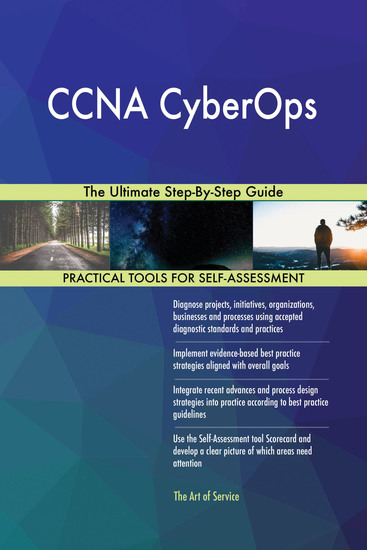 CCNA CyberOps The Ultimate Step-By-Step Guide - cover