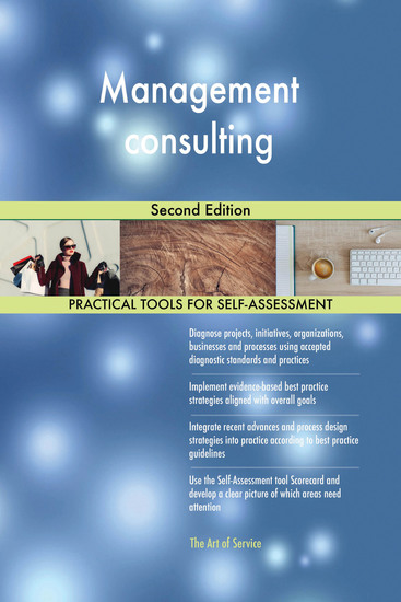 Management consulting Second Edition - cover